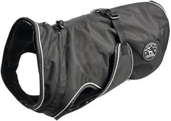 Hunter Hundemantel Uppsala schwarz 75cm