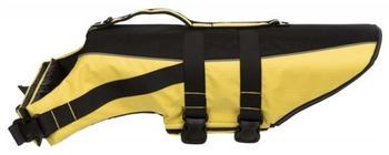 Trixie Hunde-Schwimmweste gelb/schwarz XS