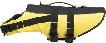 trixie-hunde-schwimmweste-gelb-schwarz-l