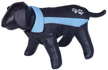 nobby-hundemantel-sabi-schwarz-blau-laenge-32-cm