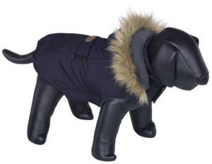 Nobby Hundemantel Liam navy Länge: 23 cm