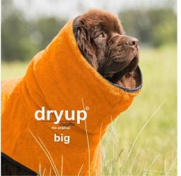 Fit4Dogs Dryup Cape Big 4XL 90cm orange