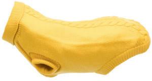 TRIXIE Trixie Hundepullover Kenton gelb M 45cm