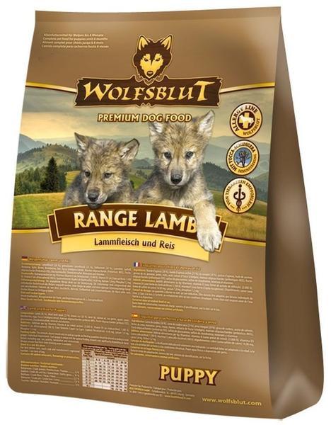Wolfsblut Range Lamb Puppy (15 kg)