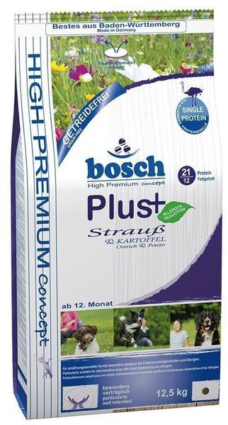 bosch Plus Strauß & Kartoffel (12,5 kg)