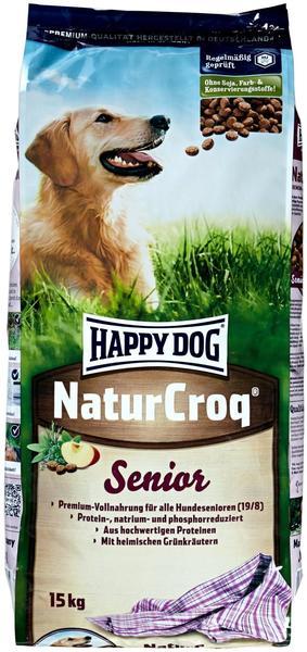 Happy Dog NaturCroq Senior (15 kg)