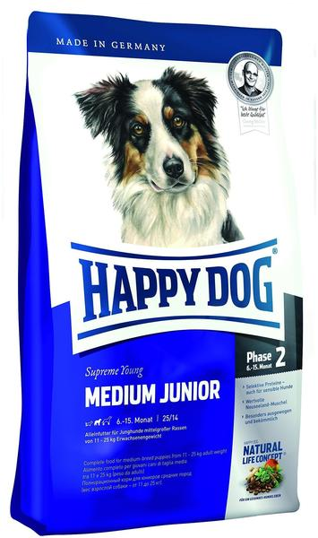 Happy Dog Supreme Young Medium Junior (10 kg)