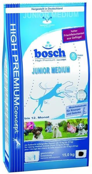 bosch High Premium Concept Medium Junior (15 kg)