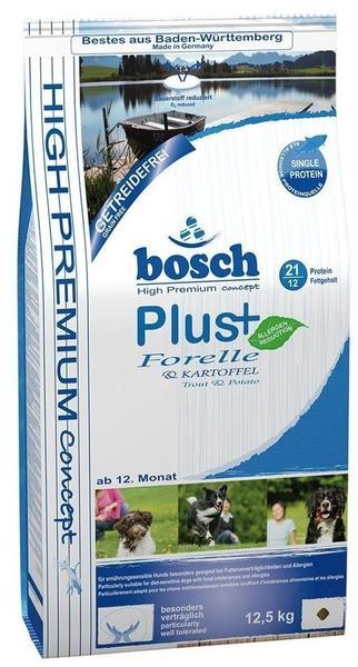 bosch Plus Forelle & Kartoffel (12,5 kg)
