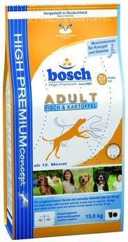 bosch High Premium Concept Adult mit Fisch & Kartoffel (15 kg)