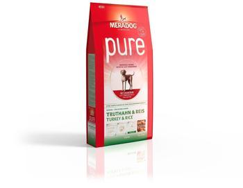 MERA Mera Dog Pure Senior Truthahn & Reis 12,5kg