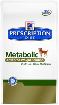Hill's Canine Metabolic Advanced Weight Solution (12 kg)