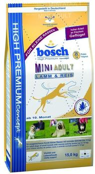 bosch High Premium Concept Mini Adult Lamm & Reis (15 kg)