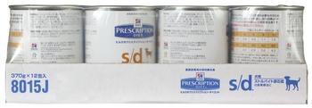 Hill's Prescription Diet Canine s/d (370 g)