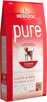 Mera Dog Pure Lachs & Reis (12,5 kg)