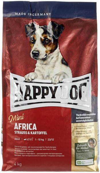 Happy Dog Supreme Mini Africa (4 kg)