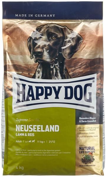 Happy Dog Supreme Neuseeland (4 kg)