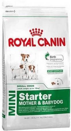 Royal Canin Mini Starter Mother & Babydog (8,5 kg)