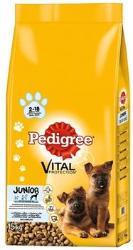 Pedigree Complete Junior Maxi mit Huhn & Reis