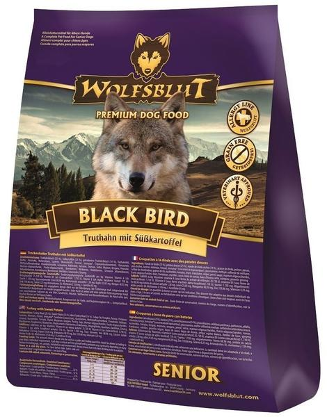 Wolfsblut Black Bird Senior (500 g)