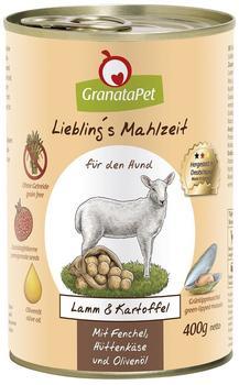 granatapet-lieblingsmahlzeit-lamm-kartoffel-6x-400g-hundefutter