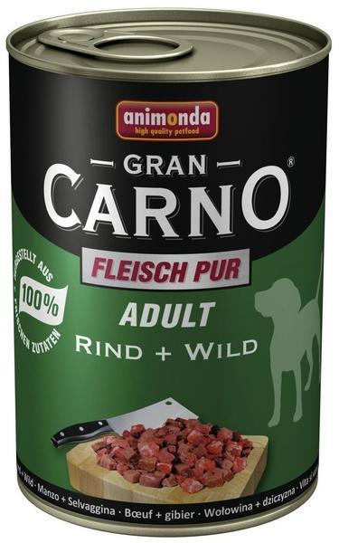 Animonda Gran Carno Wild Plus (400 g)