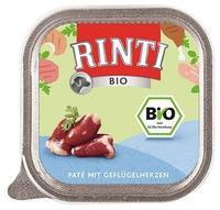 Rinti Bio Geflügelherzen 150 g