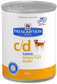 Hill's Prescription Diet Canine c/d (370g)