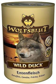 Wolfsblut Wild Duck Nass (395 g)