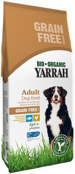 Yarrah Bio Hundefutter Huhn und Fisch, getreidefrei, 1er Pack (1 x 2 kg