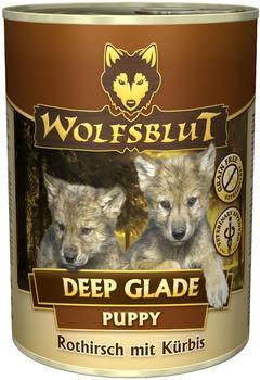 wolfsblut-deep-glade-puppyhirschkuerbis-6x395g