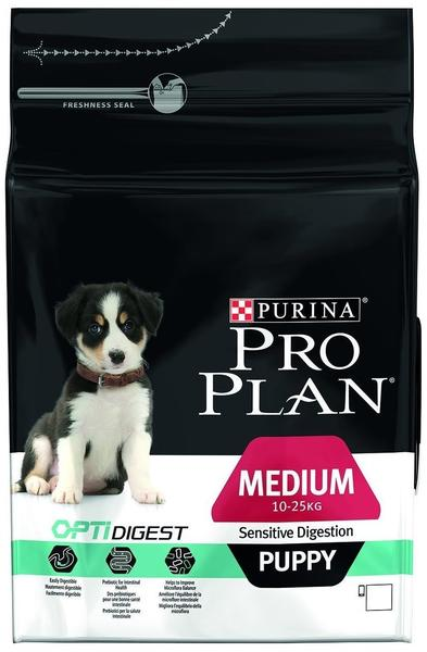 Purina Pro Plan OptiDigest Medium Puppy chicken (3 kg)
