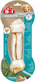 8in1 Delights Pro Dental Kauknochen L
