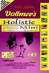 Vollmer's Holistic Mini (15 kg)