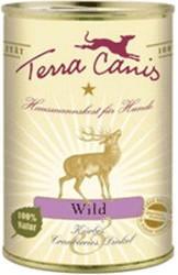 Terra Canis Wild mit Vollkornnudeln, Preiselbeeren & Kürbis (400 g)