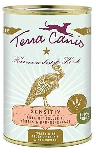Terra Canis Pute mit Kürbis, Sellerie & Kamille (400 g)