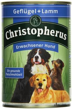 Allco Christopherus Junghund Geflügel & Lamm (400 g)
