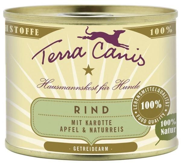 Terra Canis Lamm mit Zucchini, Hirse & Dill (200 g)