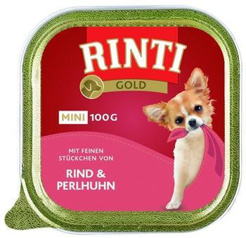 Rinti Gold Mini Ente & Geflügel (100 g)