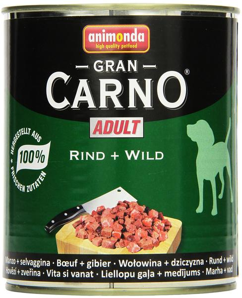 Animonda Gran Carno Wild Plus (800 g)