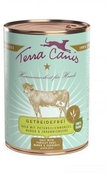 Terra Canis Kalb mit Petersilienwurzel, Mango & Johannisbeere (800 g)