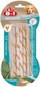 8in1 Delights Twisted Sticks Pro Dental