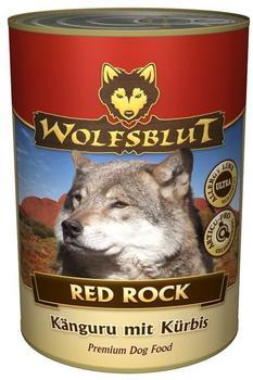 Wolfsblut Red Rock Känguru mit Kürbis