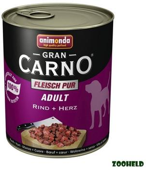 Animonda Gran Carno Herz Plus (800 g)