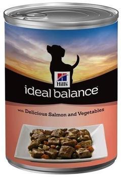 Hill's Ideal Balance Adult Lachs und Gemüse 363 g