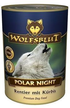Wolfsblut Polar Night Nassfutter mit Rentier und Kürbis (395 g)