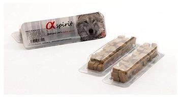 Alpha Spirit Snack gewürfelt Käse | 48x als Sparpack