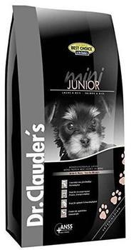 Dr. Clauders Best Choice Mini Junior 2 kg