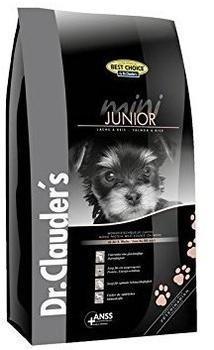 Dr. Clauders Best Choice Mini Junior 400 g