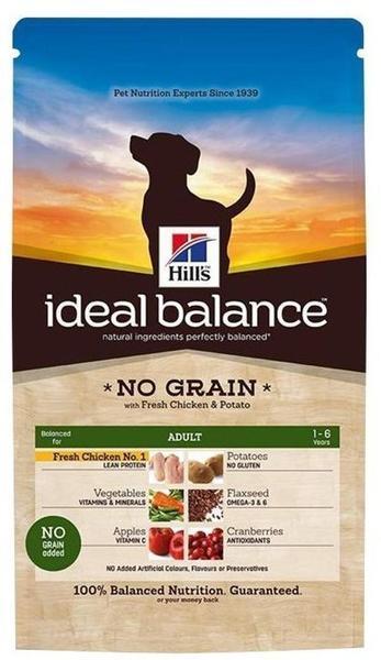 Hills Ideal Balance No Grain Adult Huhn & Kartoffeln 2 kg